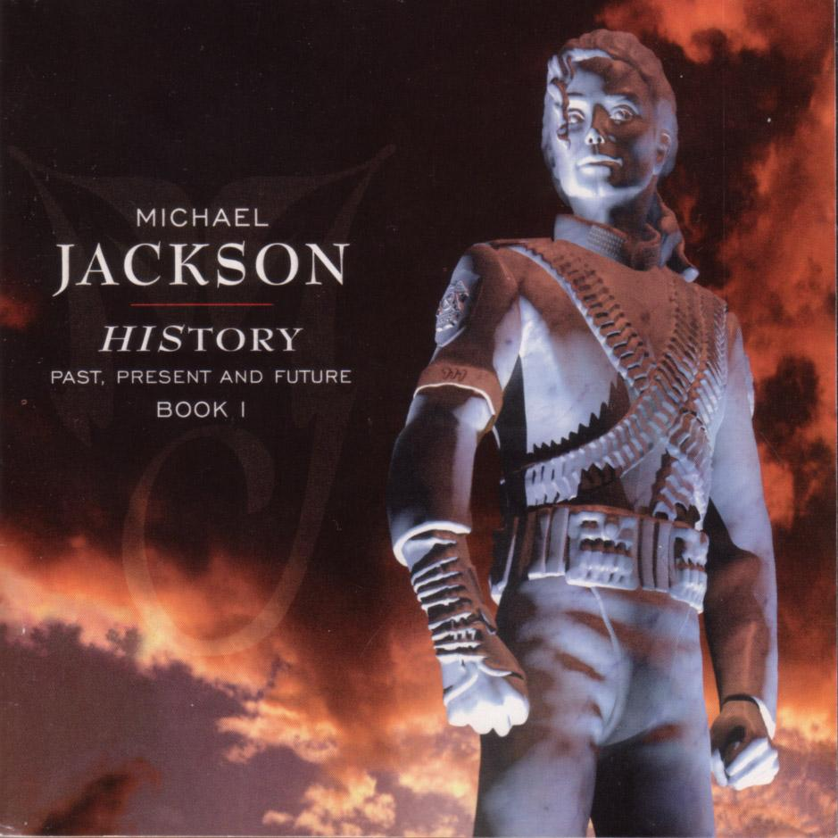 HIStory: Past, Present and Future – Book I dans Michael Jackson - HIStory: Past, Present and Future – B 1289000148history